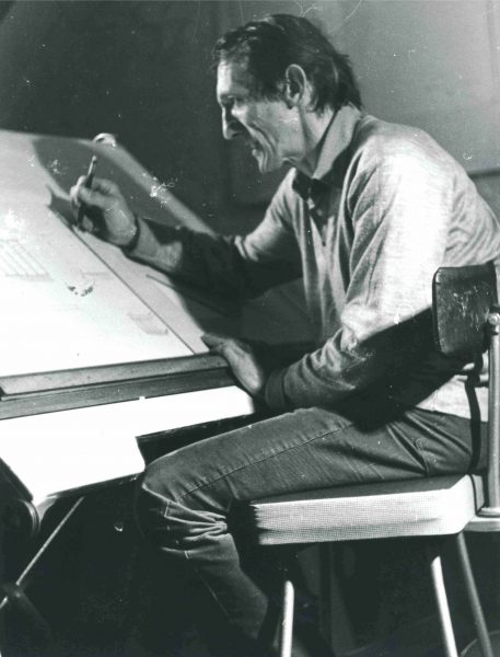 Cabinetmaker and Arts & Crafts pioneer Alan Peters